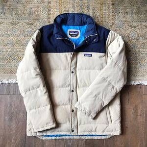 Patagonia Jackets & Coats - Patagonia Two-Tone Parka Jacket (Large)